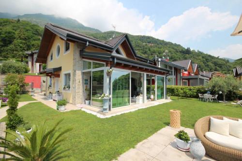 Cannero Riviera, Casa Indipendente con Terrazza, Vista Lago e Giardino in Vendita