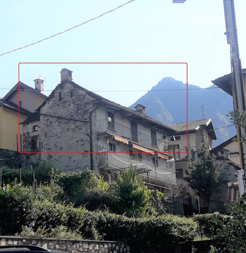Valle Cannobina, appartamento trilocale in Vendita