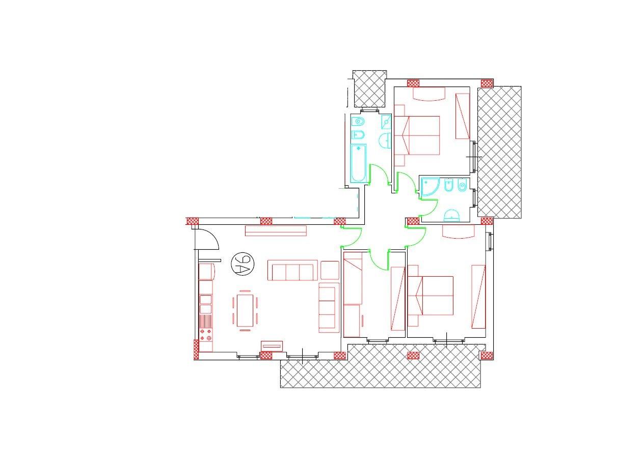 Appartamento in vendita a Pedaso, 4 locali, Trattative riservate | Cambio Casa.it