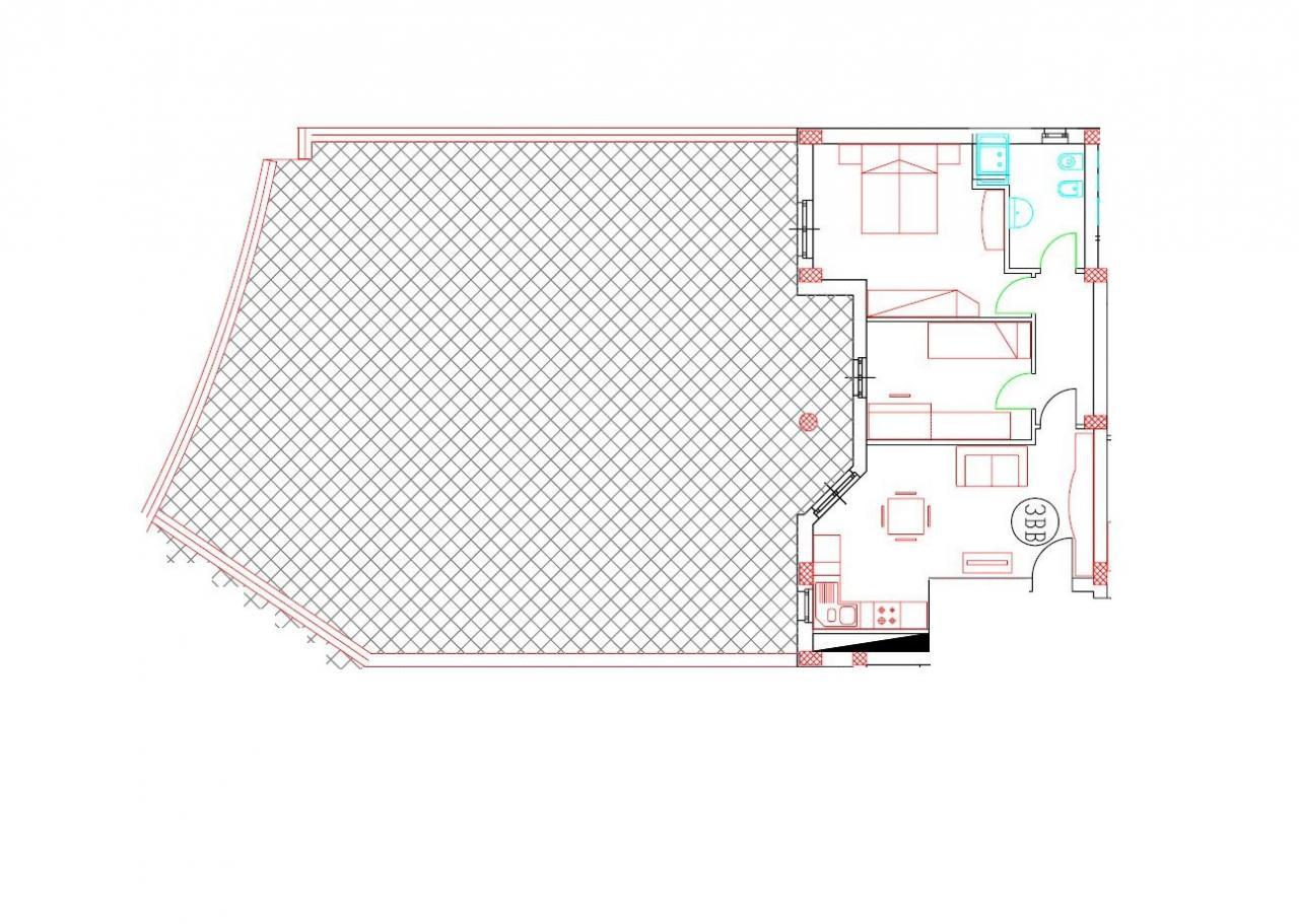 Appartamento in vendita a Pedaso, 3 locali, Trattative riservate | Cambio Casa.it