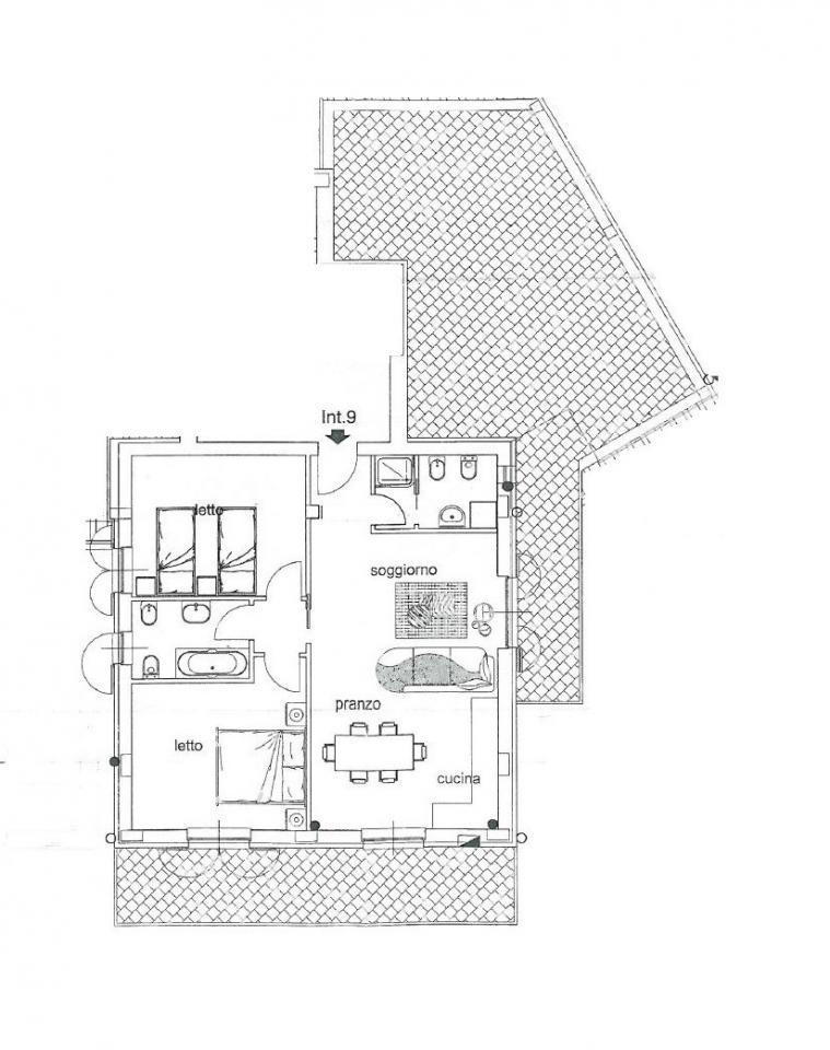 Appartamento in vendita a Monteprandone, 3 locali, zona Zona: Centobuchi, prezzo € 195.000 | Cambio Casa.it