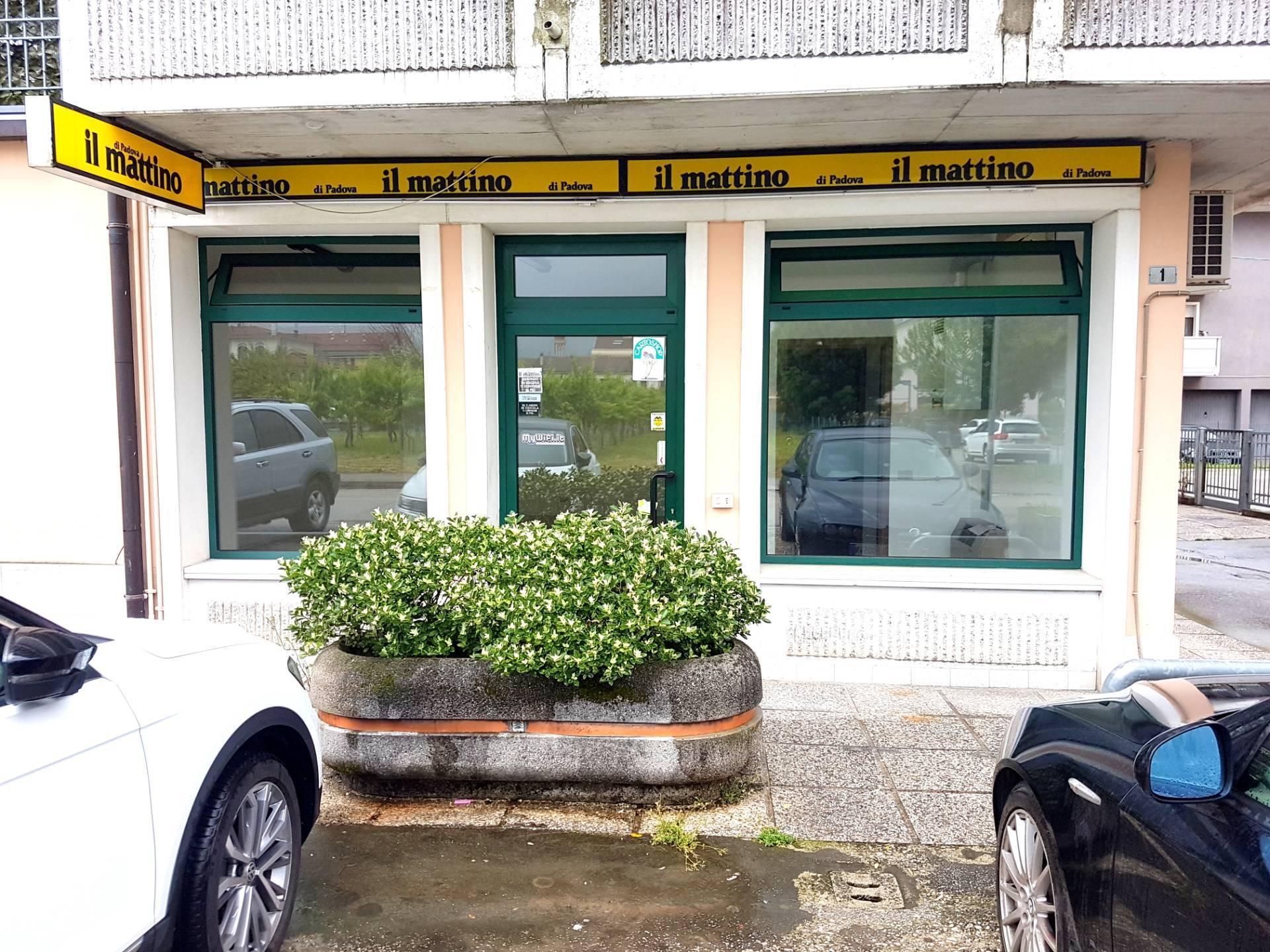 Negozio / Locale in affitto a San Giorgio delle Pertiche, 9999 locali, zona Zona: Cavino, prezzo € 550   CambioCasa.it