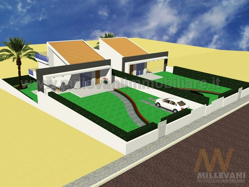 Villa in vendita a Pozzallo, 6 locali, zona Località: BoschiPisana, prezzo € 280.000 | Cambio Casa.it