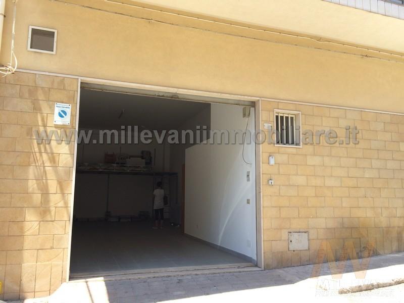 Box / Garage in vendita a Pozzallo, 1 locali, zona Località: Pietrenere, prezzo € 95.000 | Cambio Casa.it