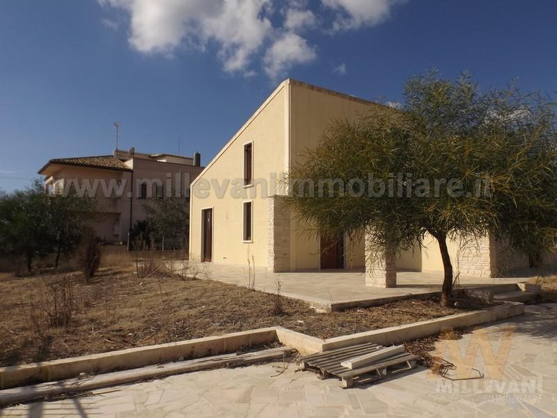 Villa in vendita a Pozzallo, 5 locali, zona Località: BoschiPisana, prezzo € 235.000 | Cambio Casa.it