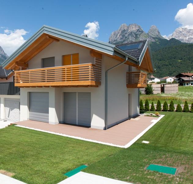 Villa in vendita a Agordo, 6 locali, prezzo € 395.000 | Cambio Casa.it