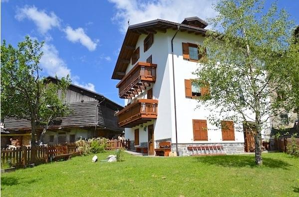 Villa in Vendita a Rocca Pietore