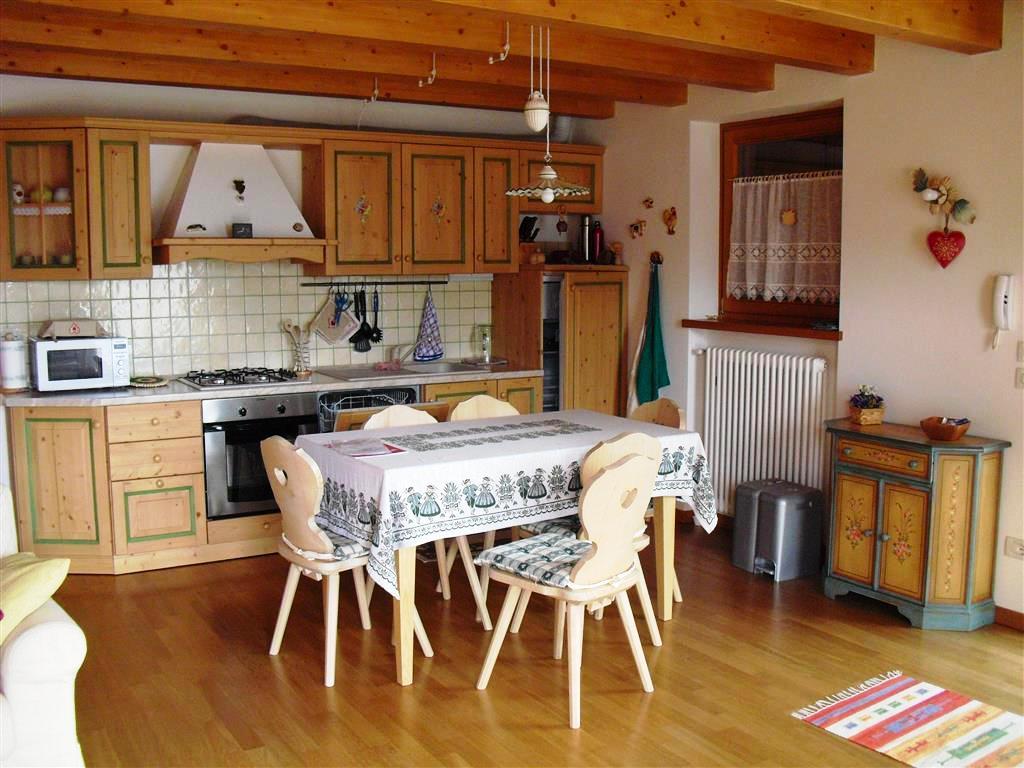 Appartamento in vendita a Canale d'Agordo, 6 locali, zona Zona: Feder, prezzo € 250.000 | Cambio Casa.it