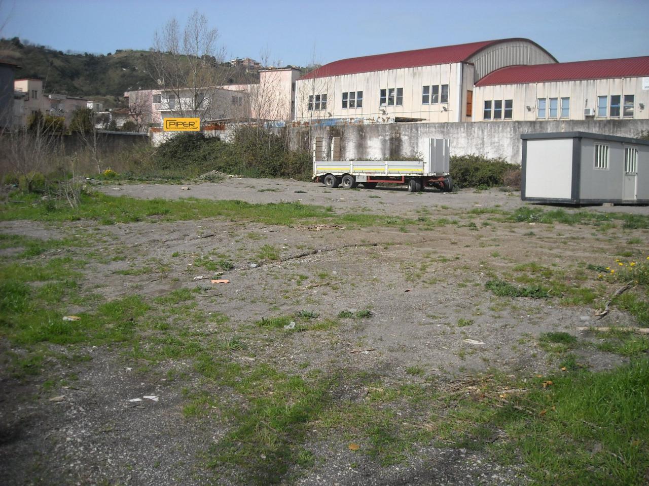 terreno napoli vendita  agnano  piper immobiliare&servizi