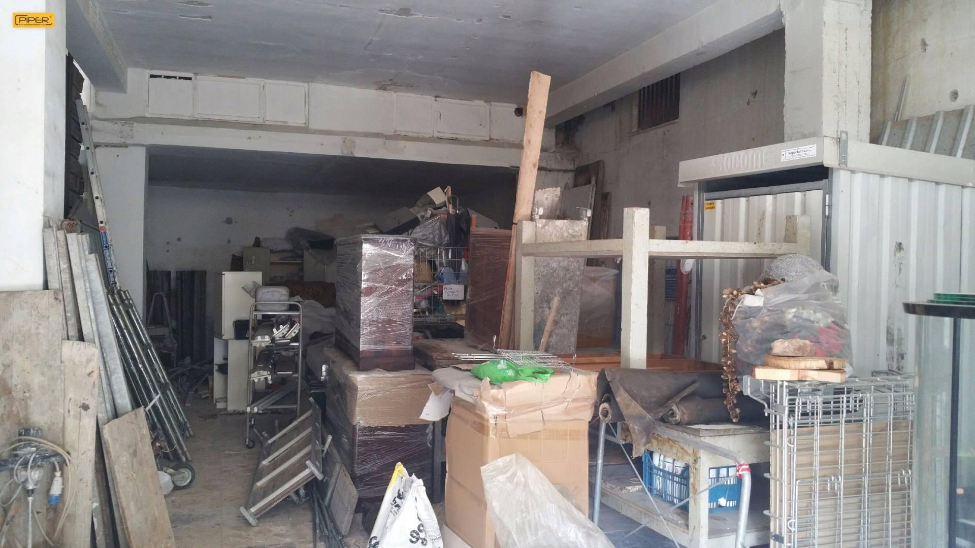 Magazzino in affitto a Napoli, 9999 locali, zona Zona: 10 . Bagnoli, Fuorigrotta, Agnano, prezzo € 700 | Cambio Casa.it