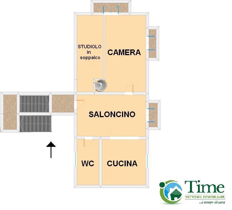 Bilocale Catania Via Bambino 3