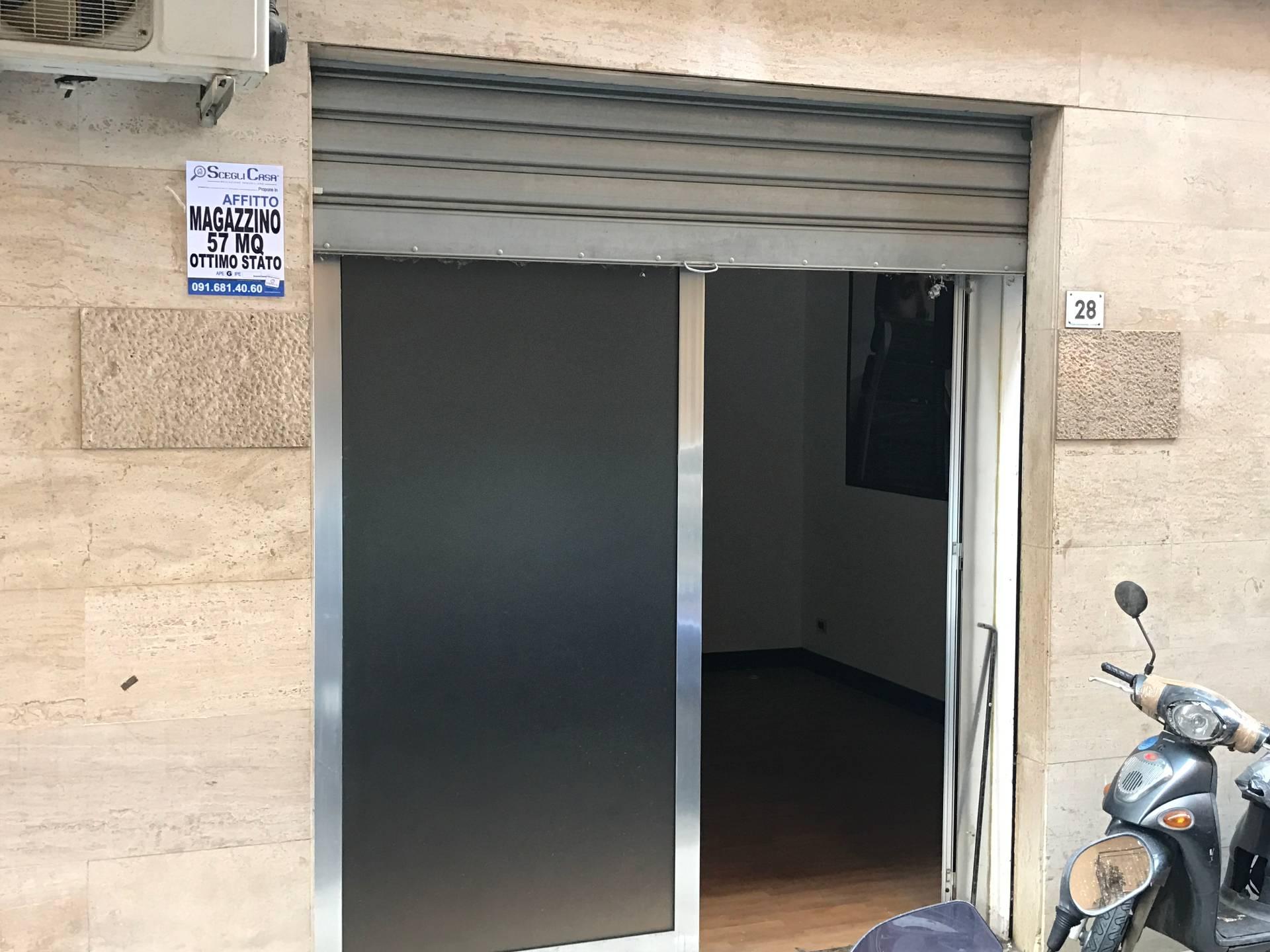 Ufficio / Studio in affitto a Palermo, 9999 locali, zona Località: Malaspina, prezzo € 400 | Cambio Casa.it