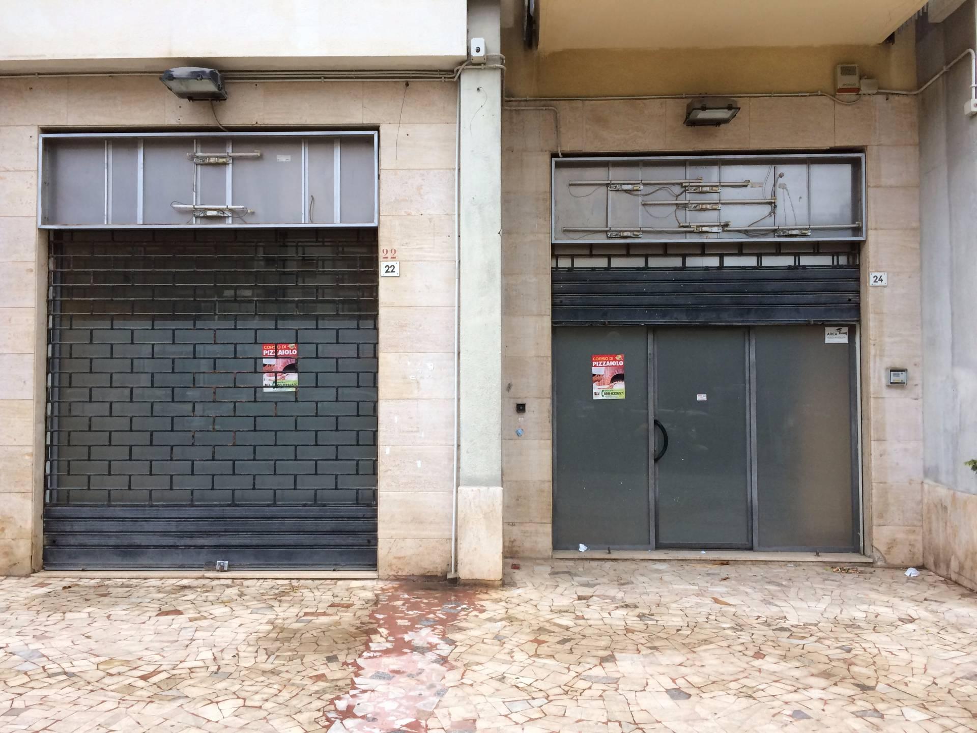 Negozio / Locale in affitto a Palermo, 9999 locali, zona Località: Malaspina, prezzo € 650 | Cambio Casa.it