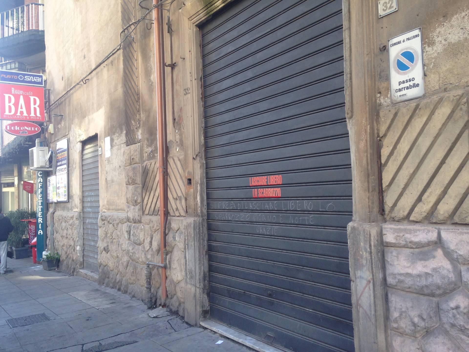 Negozio / Locale in vendita a Palermo, 9999 locali, zona Località: Malaspina, prezzo € 40.000 | Cambio Casa.it