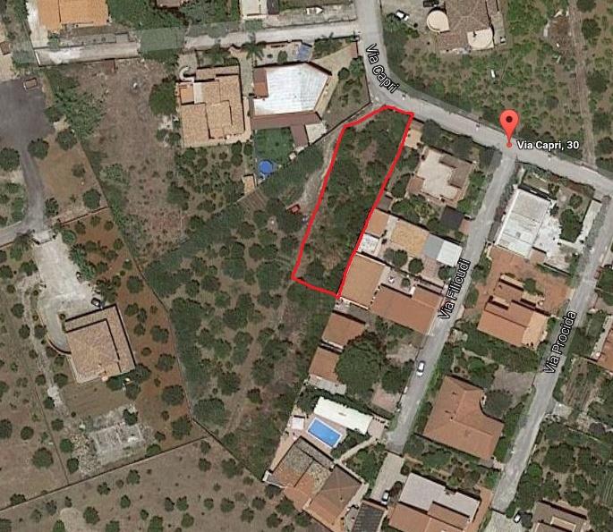 Terreno Agricolo in vendita a Carini, 9999 locali, zona Località: VillagraziadiCarini, prezzo € 34.000 | Cambio Casa.it