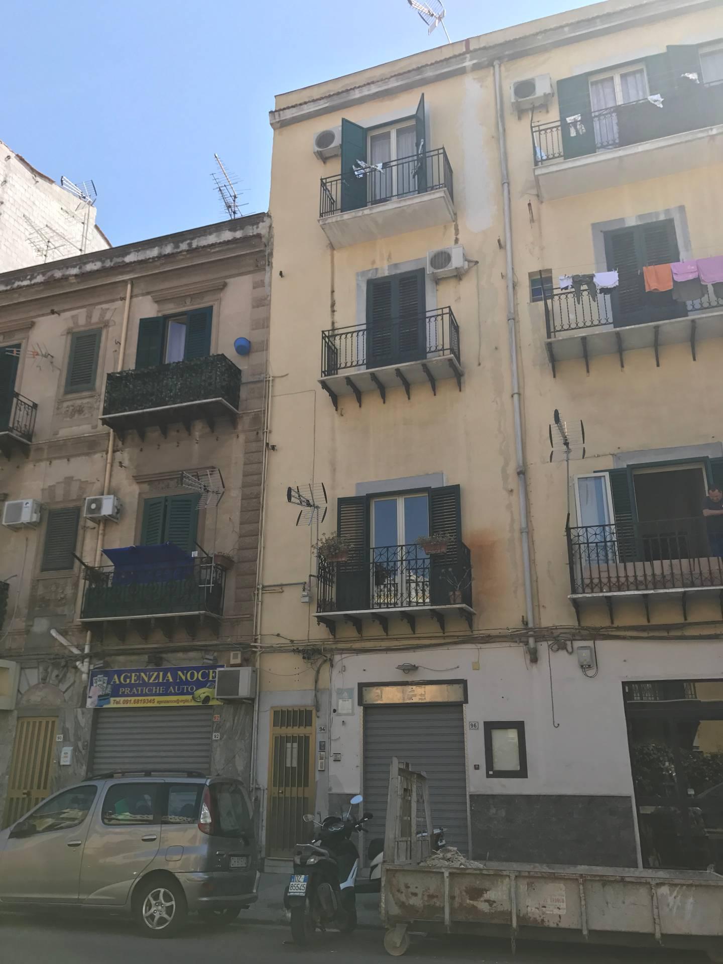 Appartamento in affitto a Palermo, 3 locali, zona Zona: Noce, prezzo € 500 | Cambio Casa.it